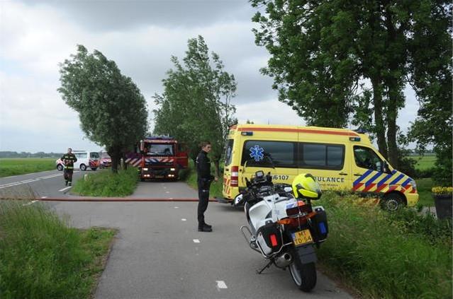 ambulance alphen aan den rijn en politie